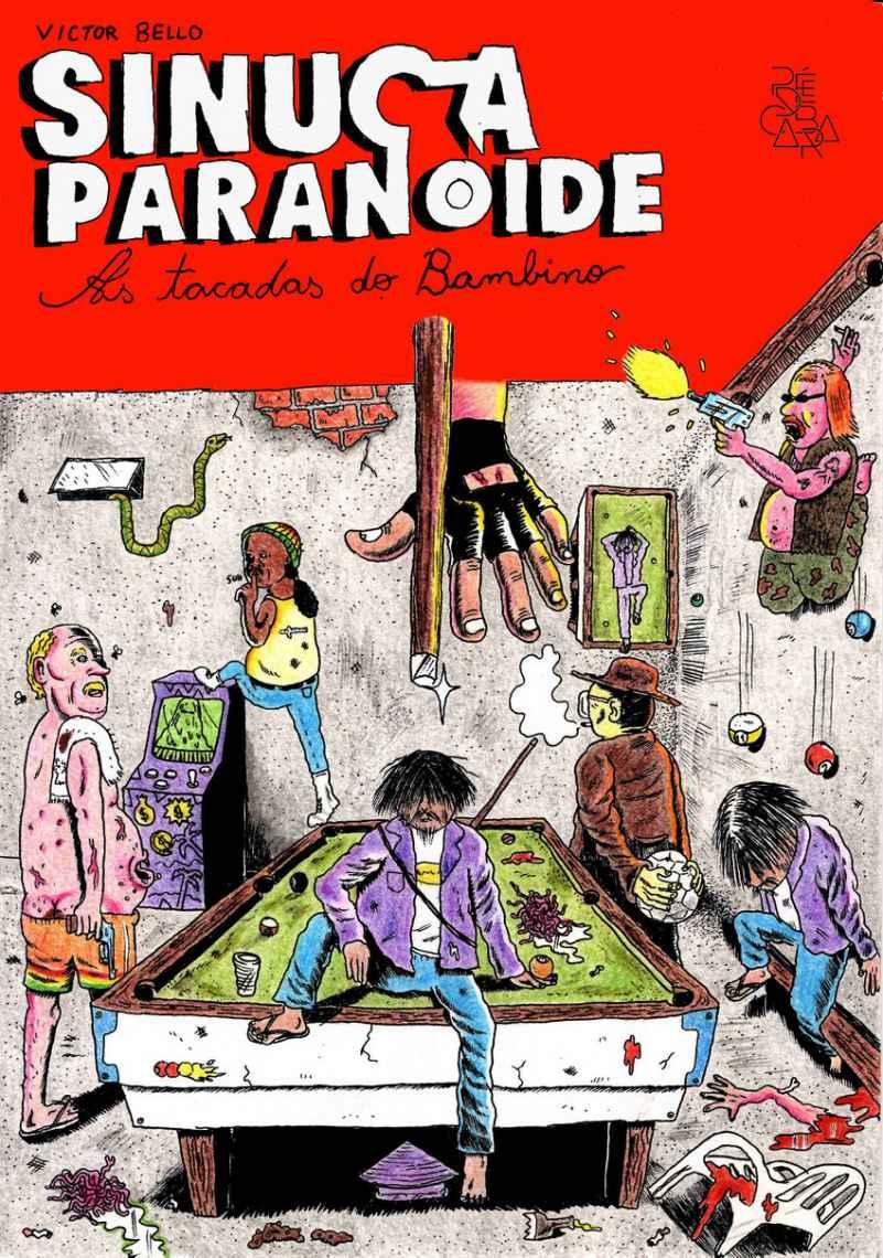 Sinuca Paranóide – Loja Monstra